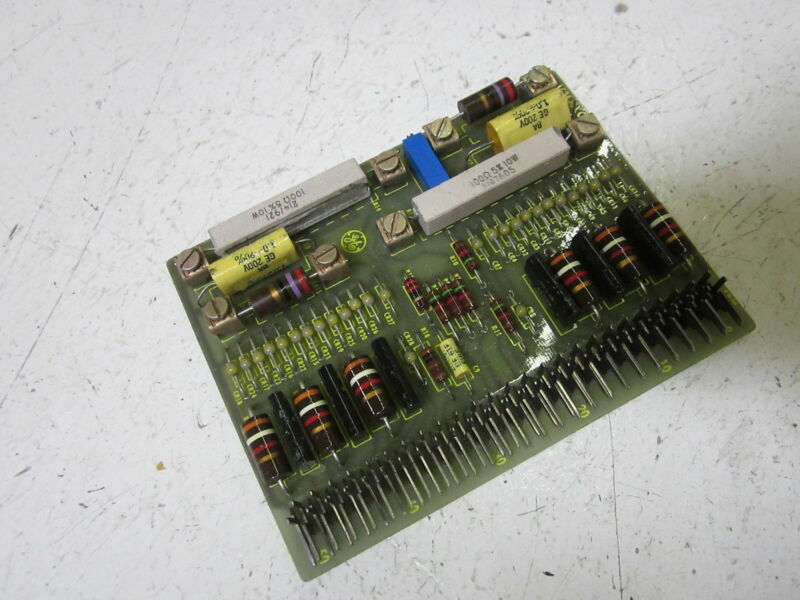 GE FANUC IC3600CCCA1C AMPLIFIER PCB CIRCUIT BOARD *USED*
