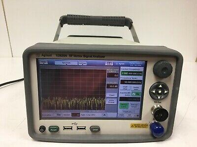 Agilent V2820a 6ghz Rf Vector Signal Analyzer