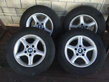 BMW Wheels and tyres 5x120 Pacific Pines Gold Coast City Preview