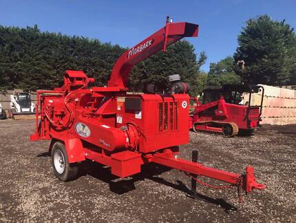 Vermeer and Morbark 15 Inch WOOD Chipper HIRE - CHEAPEST IN WA