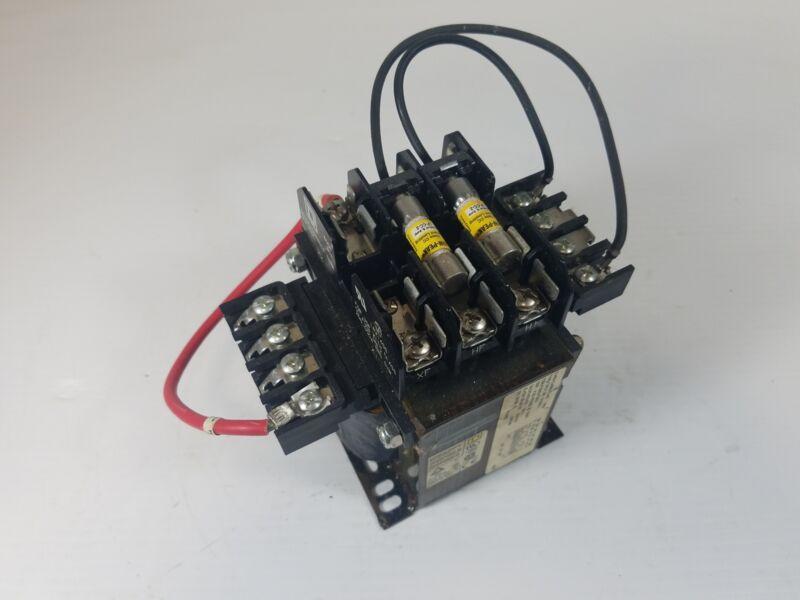 Square D TF250D1 Industrial Control Transformer