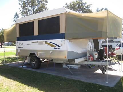 Jayco Swan Outback Camper 2010