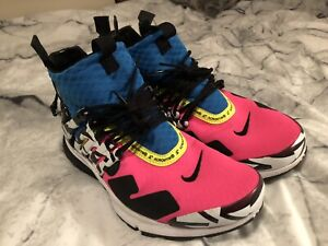 Acronym Nike Air Presto Mid US9 Mill Park Whittlesea Area Preview