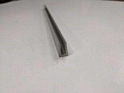 Aluminum Channel Panel Stiffener 8020 2424 15-34 Long 6 Pieces