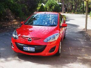 2013 Mazda 2 Neo Series 2 Auto