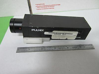 Microscope Inspection Video Camera Ccd Pulnix Tm-540 Waxman Optics Binn5-04