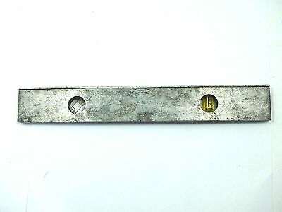 Vintage Hall Machinist Level Alloyed Metal Multi Usage 9 Long