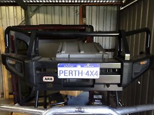 ARB Isuzu DMax Bullbar suits 2012 to 2016 Marangaroo Wanneroo Area Preview