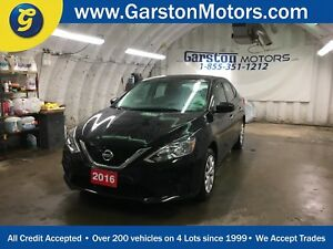 2016 Nissan Sentra S*POWER WINDOWS/LOCKS/MIRRORS*KEYLESS ENTRY*C