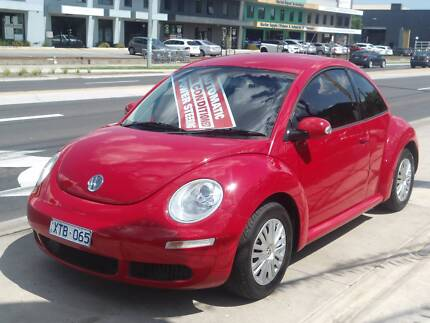 2007 Volkswagen Beetle 9C Miami Coupe 3dr Auto 4sp 1.6i [MY07] Footscray Maribyrnong Area Preview