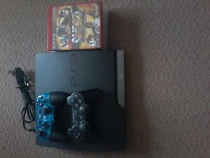 PS3 with all accessories in excellent condition asking $ 130.00