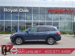 2014 Nissan Pathfinder SL 4WD **Tech Package* NO ACCIDENTS