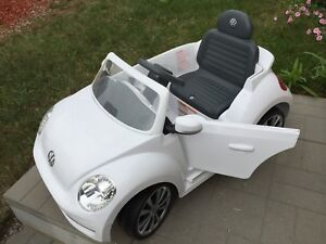 VW Beetle Ride-on toy car