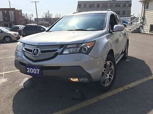 2007 Acura MDX Tech Pkg | Navigation | Roof Rack Running Board