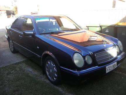 Mercedes benz 1996 e320 elegance