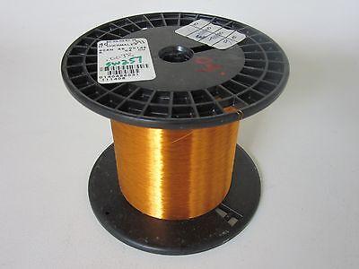 96W016 4oz Spool Enamel Coated Magnet Wire 16G