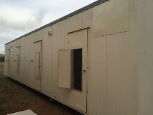 Portable accomodation units transportable bunkhouse Munno Para Downs Playford Area Preview