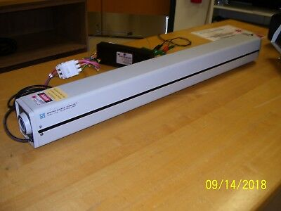 Spectra Physics 124B laser Head with Tube by the Master.....ElDon!
