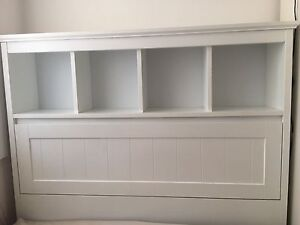King Single Bed Head (for ensemble) Bass Hill Bankstown Area Preview