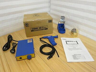 Hakko Products Desoldering Rework Station Fm2024-01 70w Requires Shop Air