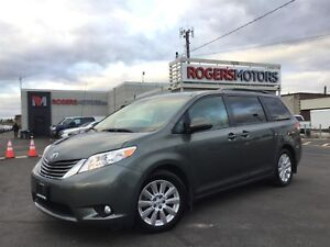 2013 Toyota Sienna XLE - 7 PASS - LEATHER - SUNROOF