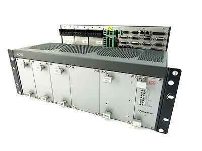 Acs Motion Control Mc4u-00946 Multi-axis Controller 15a 3kw Spiiplus Nt-hp