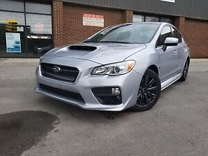 2015 Subaru WRX POWER GROUPS PADDLE SHIFTER!!! 11K ONLY
