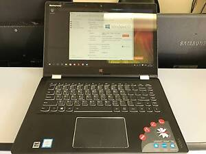 "Lenovo Yoga 700 Laptop Tablet i5-6200u 4GB 128GB Touch IPS 14"" Calamvale Brisbane South West Preview"