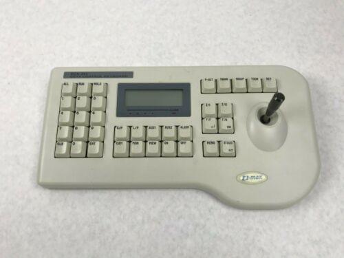 Keyboard Controller DCK-255 CCTV For D-MAX Joystick Mechanical