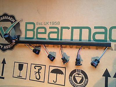 Bearmach Land Rover Defender & Disco TD5 Injector Wiring Harness Loom AMR6103R
