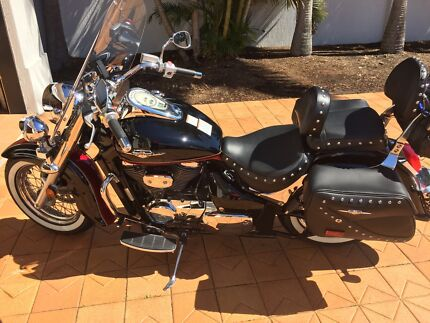 SUZUKI BOULEVARD 4000klms  Robertson Brisbane South West Preview