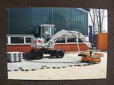 ATLAS Mobilbagger Boxxer 5 V - Pressefoto Werk-Foto pressfoto (A0013