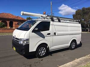 Toyota Hiace LWB 2012 Automatic, 50,248kms, One Owner, Log books! Lidcombe Auburn Area Preview