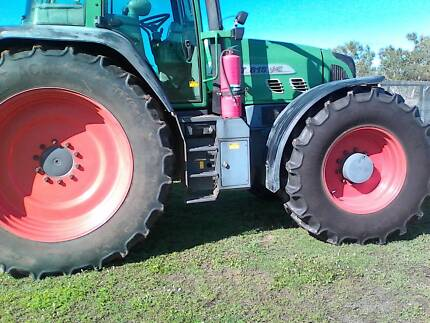 Tractor Rims and Tyres