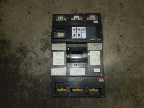 Square D MXL367001426 800A 3P Sensor ARP088 Plug (700A Rated) LSI Functions Aux