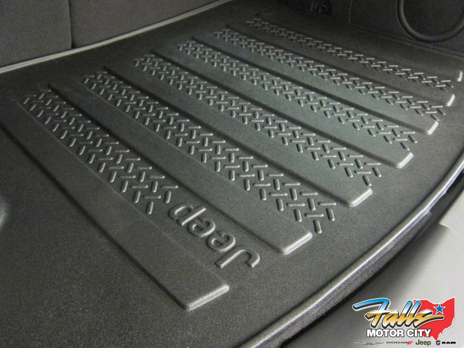 2007 2017 Jeep Compass Patriot Beige Rubber Slush Floor