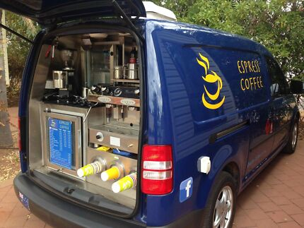 Mobile Coffee Van Business For Sale Melbourne Positive