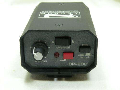 Anchor Audio Belt Pack Model:- BP-200, Works Fine