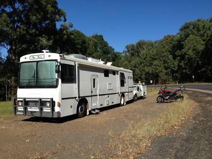 Motorcycle Bus Motor Home Newcastle Newcastle Area Preview