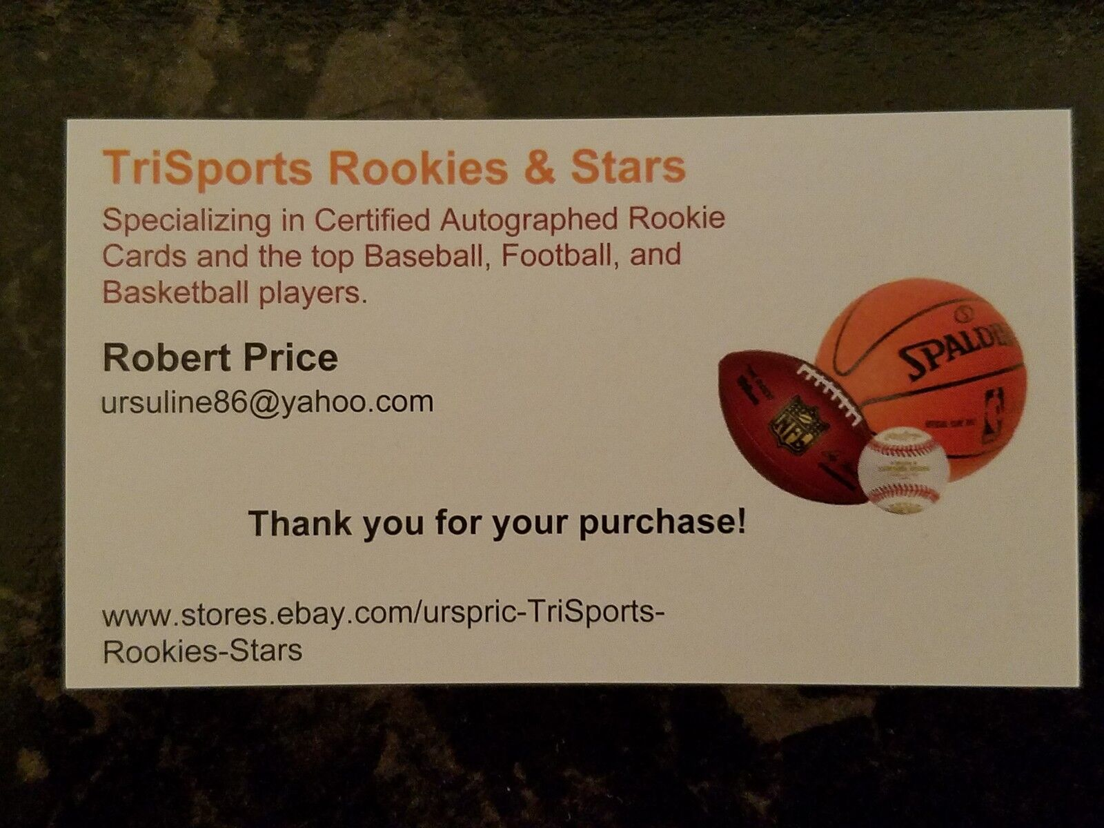 urspric TriSports Rookies&Stars