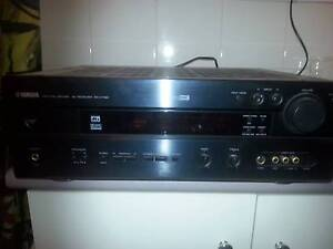 Yamaha RX-V730 Receiver with B&W speakers Girrawheen Wanneroo Area Preview
