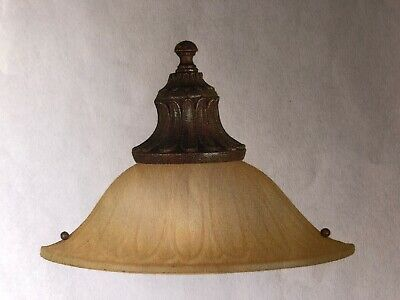 Murray Feis British Bronze Stirling Castle Wall Sconce WB1236BRB * (WD) British Bronze Wall