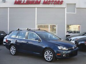 2013 Volkswagen Golf 2.0 TDI DIESEL HIGHLINE / NAVI / LEATHER /