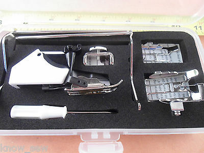 Three Changeable Sole Walking Foot + Seam Guide Bernina OLD STYLE Sewing Machine