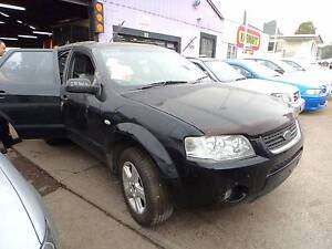WRECKING / DISMANTLING 2004 Ford Territory TS 4SP AUTO 7 SEATER North St Marys Penrith Area Preview
