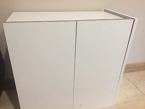 Wall cabinet with doors Plumpton Blacktown Area Preview