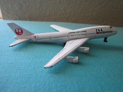 Japan Air Lines Diecast Airplane JAL