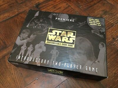 Star Wars Premier Customizable Card Game - 1995