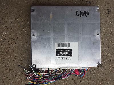 05 Toyota Avalon ECM ECU Engine computer control module 89661-07410