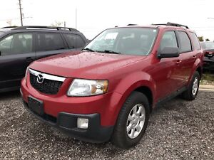 2011 Mazda Tribute GX V6 AWD, PERFECT SUV FOR THAT GROWING FAMIL